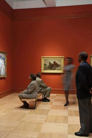 Cover image for Exhibiting Blackness: African Americans and the American Art Museum