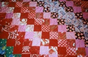 Quilting Links U.S. and Africa :: IRAAA : the making of an american quilt - Adamdwight.com
