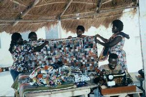 Quilting Links U.S. and Africa