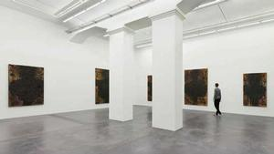 Installation view at Hauser & Wirth Gallery