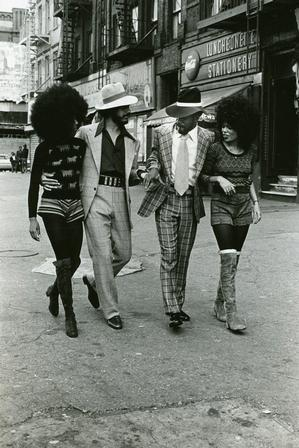 Harlem Series, Couples, c.1970s, Anthony Barboza