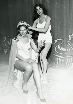 Crowning the Queen, c.1960s, John W. Mosley