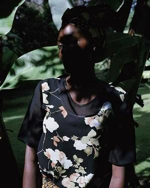 Viviane Sassen, Arusha from Flamboya series, 2005. Wedge Collection