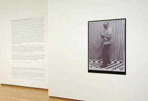 View of Becoming: Photographs from the Wedge Collection, 2011, Nasher Museum of Art at Duke University
