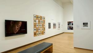 Becoming: Photographs from the Wedge Collection, 2011, Nasher Museum of Art at Duke University. Photo: Peter Paul Geoffrion