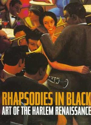 Rhapsodies in Black, the book accompanying the exhibition that impressed young Zoe