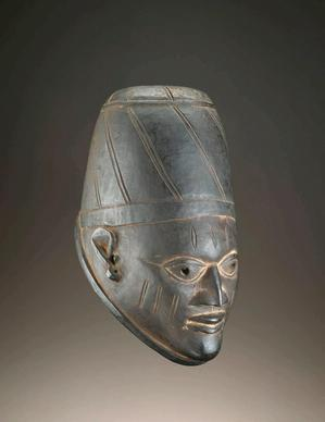 Alamide, Nigeria  Gelede mask  1925–50, National Museum of African Art