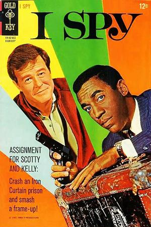 Bill Cosby and Robert Culp, stars of the I Spy television show. Image via Jake's Rolex World