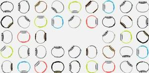 Apple watch webpage