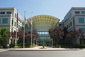 Apple headquarters, Cupertino CA