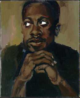 Lynette Yiadom-Boakye A Few for the Many, 2013 Jack Shainman Gallery