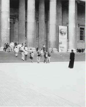 Carrie Mae Weems When and Where I Enter the British Museum, 2007 Brodsky Center
