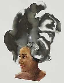 Lorna Simpson, Going Grey, 2013  Salon 94, Booth B5