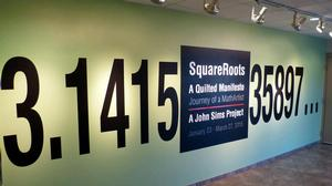 Introduction to Square Roots exhibition