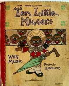 Little nigger children's book