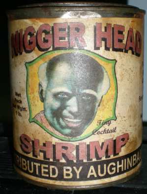 Nigger head shrimp