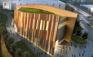 National Center for Civil and Human Rights. Renderings: FREELON HOK
