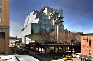 The Whitney Museum's new facility. Photo: Ed Lederman
