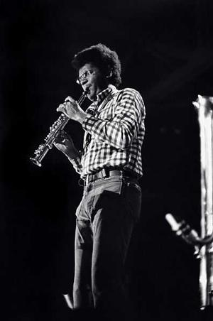Anthony Braxton, 1976. Photo: Wiki Commons