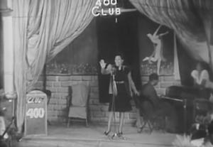 A nightclub in The Blood of Jesus (1940)