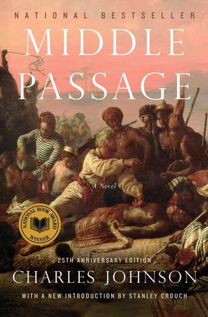 Charles Johnson, Middle Passage book cover