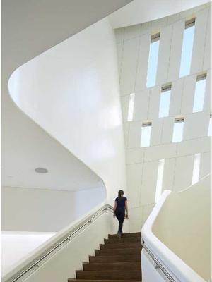 National Center for Civil and Human Rights interior view. Will + Perkins