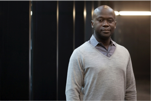 David Adjaye. Photo from Art Institute of Chicago news release