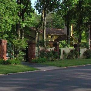 Maya Angelou's home in Winston-Salem (WGHP)