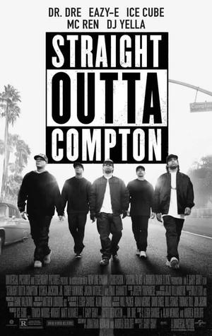 Poster for 2015 Straight Outta Compton film