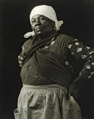 Polk, P. H. (1898–1984), The Boss, 1932, gelatin silver photographic print, 9.375 x 7.375