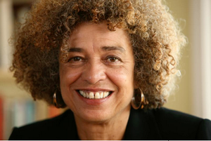 Angela Davis. Photo: courtesy of Davis