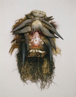 Unidentified We artist. Mask (Gela). Seattle Art Museum