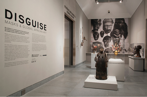 Disguise: Masks and Global African Art Installation View © Johnathan Dorado