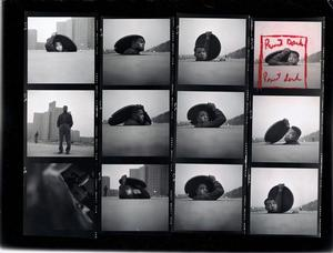 Contact Sheet. The Gordon Parks Foundation