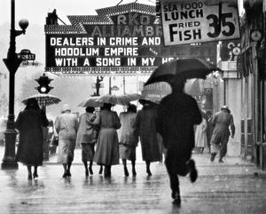 Gordon Parks. Harlem Neighborhood, Harlem, New York, 1952. The Gordon Parks Foundation
