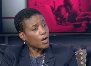 Cassandra Butts on Straight Talk Africa TV program, December 2013