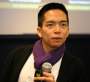 John Maeda when he was president of RISD. Photo: Robert Scoble - Flickr