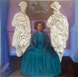 Titus Kaphar, Alternate Endings II,  2015. Courtesy of Jack Shainman Gallery and the artist