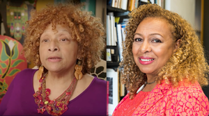 Kellie Jones and Joyce J. Scott, 2016 MacArthur Fellows