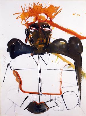 Bearden, Basquiat & Usher Terry Raymond IV